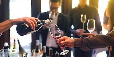 Souper gastronomique accord mets et vins du monde