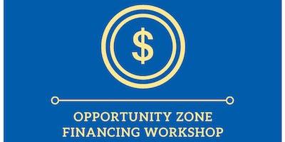 Piedmont Triad Opportunity Zone Financing Workshop