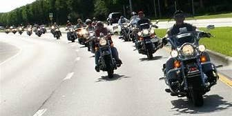 Trina Petersen Memorial Ride