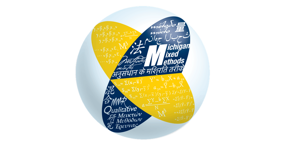 Fall 2019 Mixed Methods Research Workshop - University of Michigan