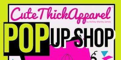 CuteThickApparel Pop-Up Shop & Happy Hour - Secret Lounge 4/23