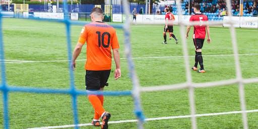 John 'Badger' Park Memorial Match 2019