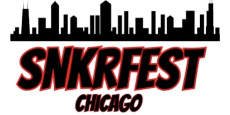 SnkrFest Chicago's Greatest Sneaker and Streetwear Convention tickets