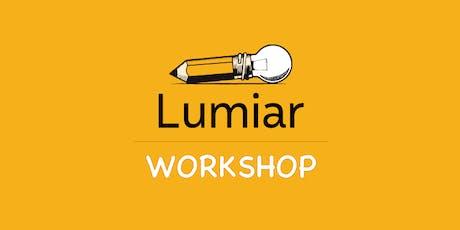 Lumiar Workshop - 2ª Edição ingressos
