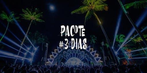 Reveillon Mil Sorrisos 2020 - Pacote 3 dias
