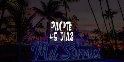 Reveillon Mil Sorrisos 2020 - Pacote 5 dias