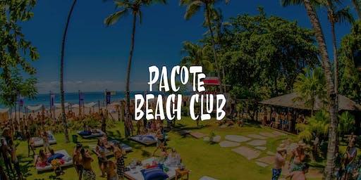 Reveillon Mil Sorrisos 2020 - Beach Club - Pacotes