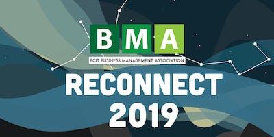 BCIT Business Management Association ReConnect 201