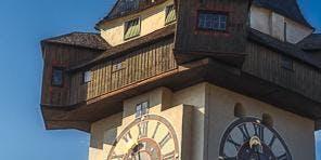 Architektur im wunderschönen Graz