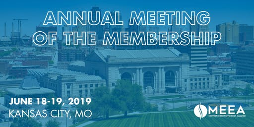 2019 Annual Meeting of the Membership