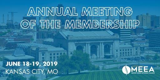 2019 Annual Meeting of the Membership