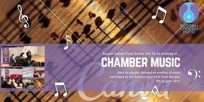 An Evening of Popular Chamber Music for Sussex Cancer Fund