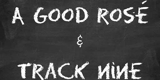 A Good Rosé & Track Nine live at Robot Brewing CO