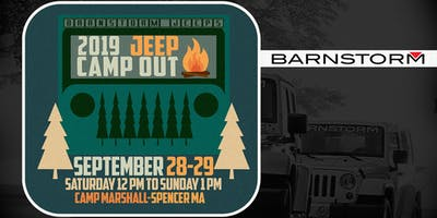 Barnstorm Jeeps 2nd Annual Jeep Camp out