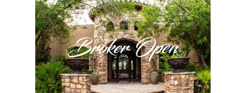 Luxury Broker Open