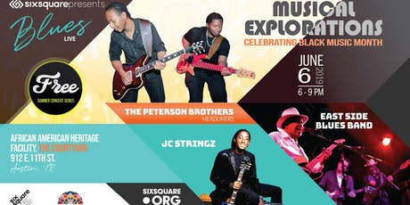 Musical Explorations  tickets