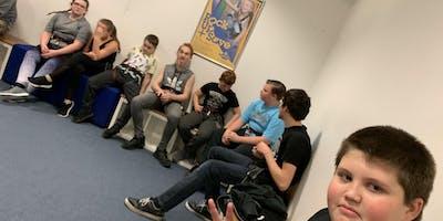 Pegs Youth Crew - Youth Club (12-19 yrs)