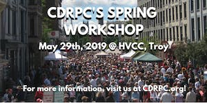 CDRPC Spring Local Government Workshop