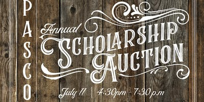 Annual PASCO Scholarship Auction