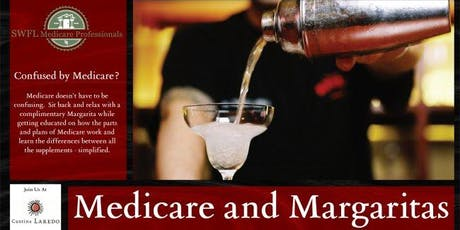 Medicare and Margaritas tickets