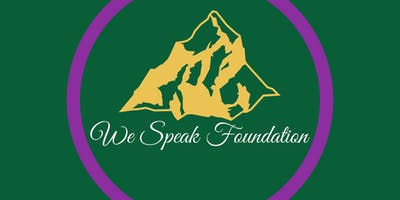 We Speak Foundation Volunteer and Charity Gala