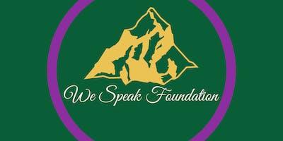 We Speak Foundation Volunteer and Charity Gala