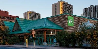 MEC club night: 10% off for Bike Calgary members