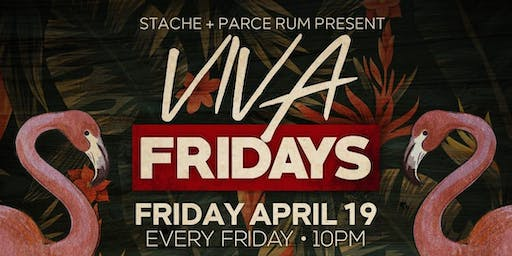 Viva Fridays at Stache FTL