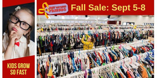 Andover/Blaine | JBF Huge Kids' Clothing & Toy Sale Tickets
