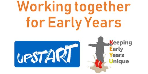 Working Together For Early Years