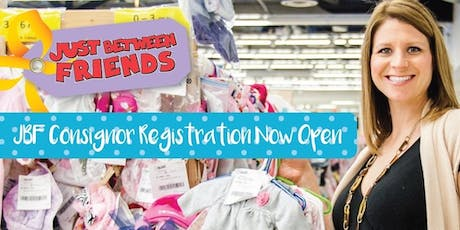 Andover/Blaine Fall Seller Reservation (Free) | JBF Kid's Clothes & Toy Sale tickets