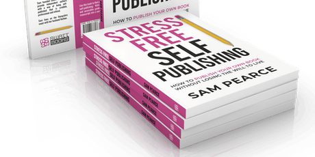 """""""Stress-Free Self-Publishing"""" Book Launch Party tickets"""