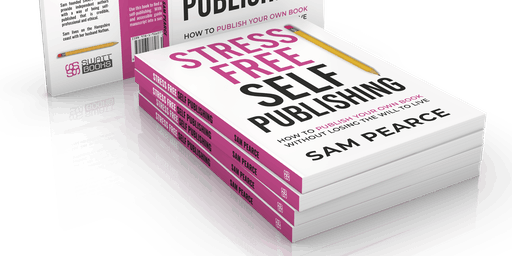 """Stress-Free Self-Publishing"" Book Launch Party"