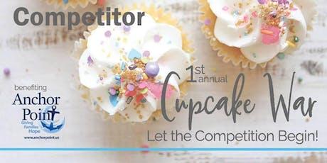Cupcake War - Competitor Registration tickets
