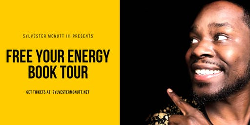 Free Your Energy Book Tour - Miami