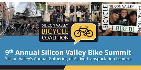 Silicon Valley Bike Summit 2019 tickets