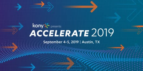 Kony Accelerate 2019 tickets