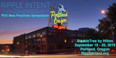 Ripple Intent PDX - Best Practices Symposium