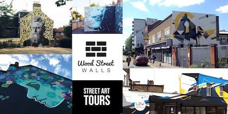 WOOD STREET WALLS - Street Art Tours tickets