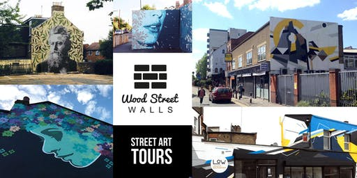WOOD STREET WALLS - Street Art Tours