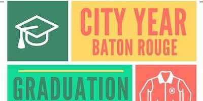 City Year Baton Rouge Graduation