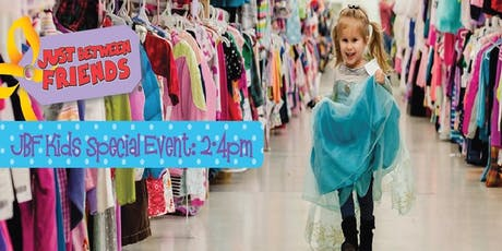 Andover/Blaine Kids' Special Event | JBF Kid's Clothes & Toy Sale tickets