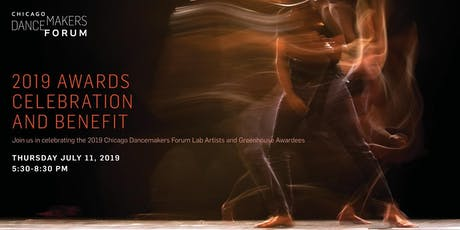 Chicago Dancemakers Forum 2019 Awards Celebration and Benefit tickets