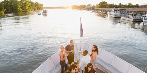 Sacramento Alive After Five Happy Hour Cruise