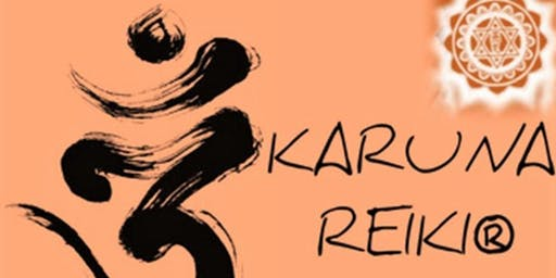 Karuna Reiki® Master Certification Program (4 days) with Judith, KRM