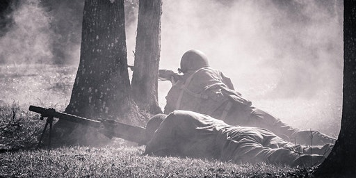 "WW II Weekend Lakeland, GA ""Crossroads to Malmedy"""