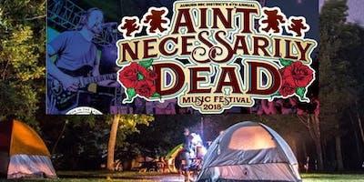 Camping Pass for 2019 Ain't Necessarily Dead Fest @ Auburn Rec Districts Regional Park