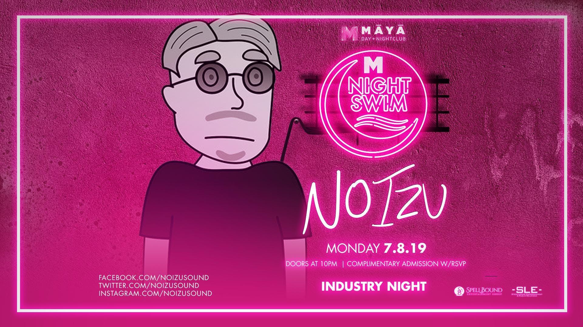 NOIZU - NIGHT SWIM