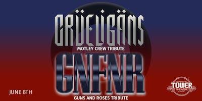 CRÜEligans: Motley Crue Tribute
