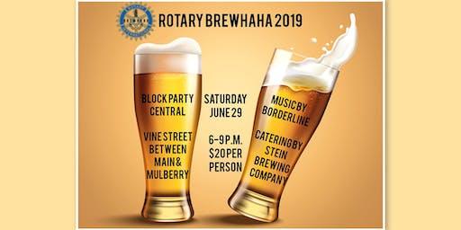 1st Annual Rotary Brewhaha